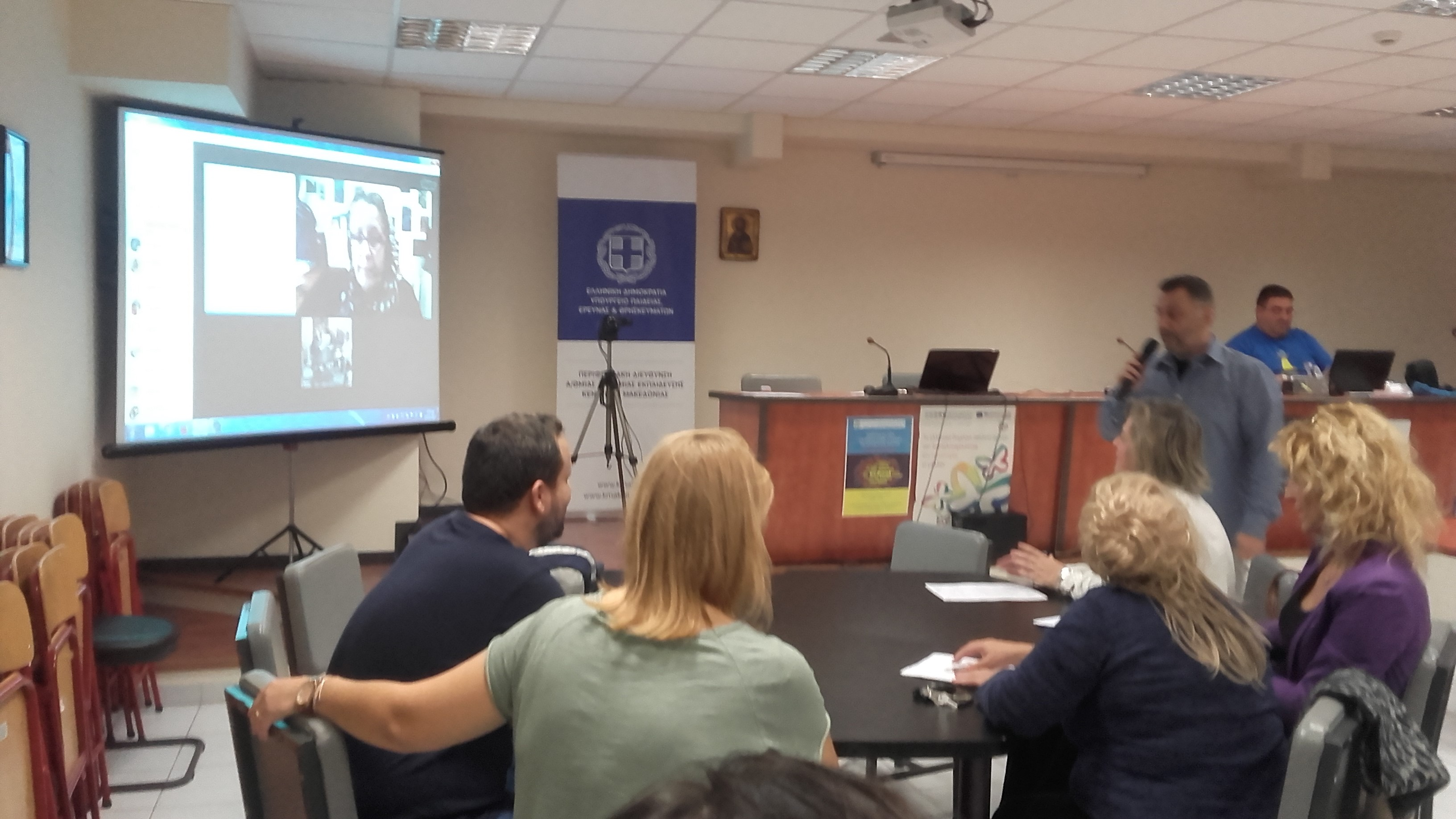 Το 4ο Μαθητικό Συμπόσιο ΑSPnet UNESCO στο 2ο ΓΕΛ Σερρών