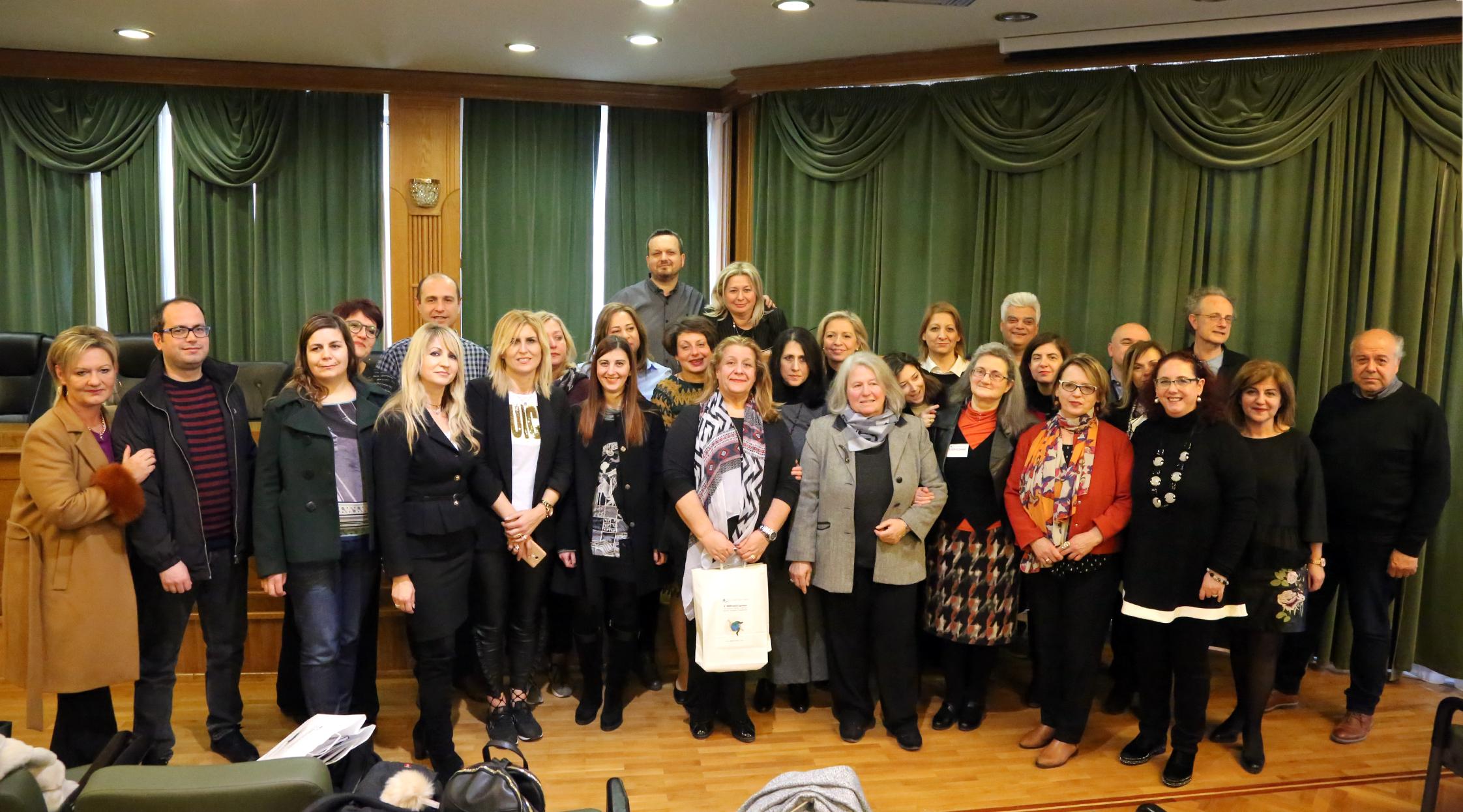 4ο Μαθητικό Συμπόσιο Συνεργαζόμενων Λυκείων Δικτύου ASPnet UNESCO Κεντρικής Μακεδονίας